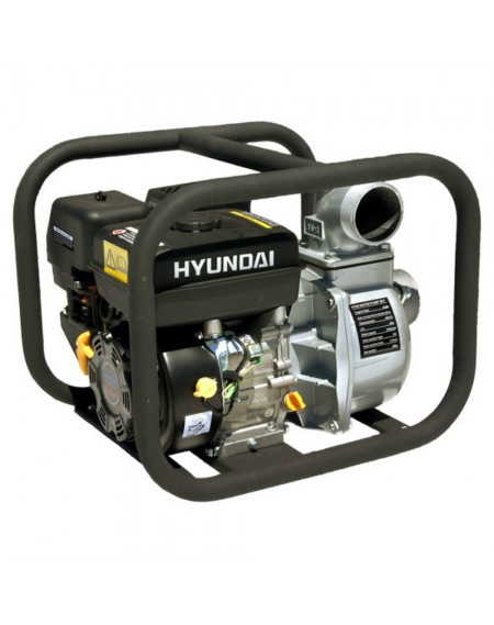 HYUNDAI Moto-pompe thermique 196cc HY80
