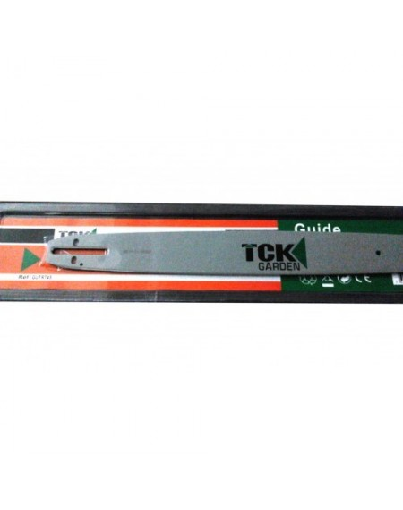 TCK guide de chaine 45cm pour tronçonneuse TCK HYUNDAI GUTRT45