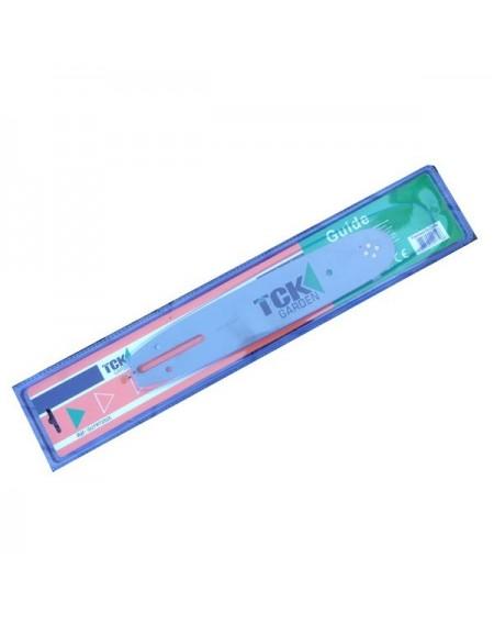 TCK guide de chaine 25cm pour tronçonneuse TCK HYUNDAI GUTRT2525