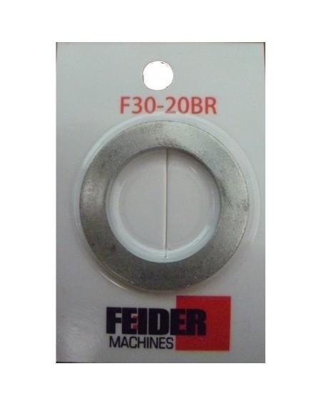 FEIDER !bague de réduction 30 à 20MM F30-20BR