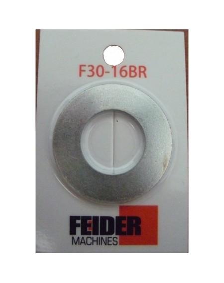 FEIDER Bague de réduction 30 à 16MM F30-16BR