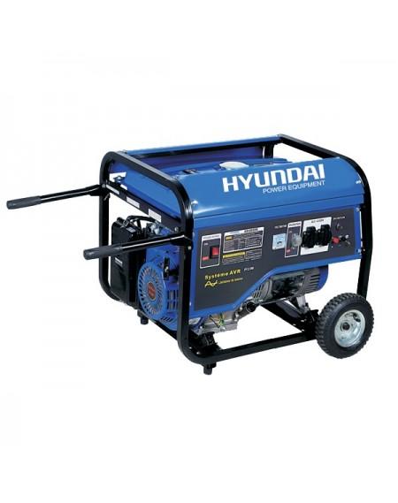 HYUNDAI Groupe Electrogène de Chantier 4500W HG4000-A