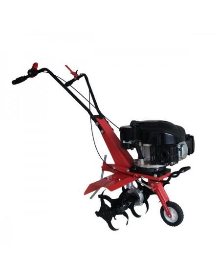 RACING Motobineuse thermique 139 cm3, 6 fraises RAC139PTIL6C-A