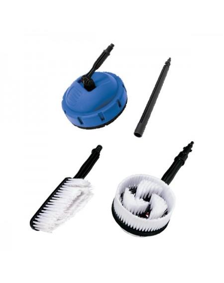 HYUNDAI Pack de 3 Accessoires nettoyeur haute pression électrique HNHPACK3