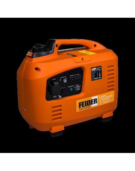 GROUPE ELECTROGENE INVERTER 1700/2000 WATTS FEIDER FG2200I-A