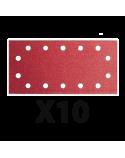 HYUNDAI Abrasif grain 80 pour ponceuse HPV200 ABHPV200-80