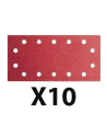 HYUNDAI - Abrasif grain 80 pour ponceuse HPV200 - ABHPV200-80