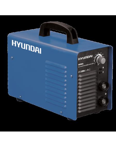 HYUNDAI Poste à souder Inverter MMA 140A - MMA-140