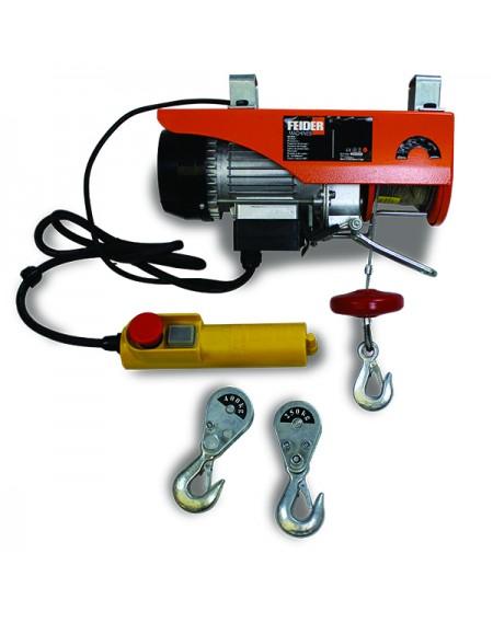 FEIDER Palan electrique Poids Max 400 kg 750W - F1200PA-18