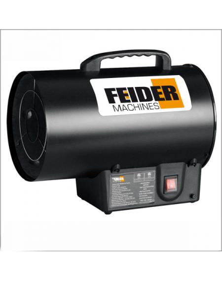 FEIDER Chauffage d'appoint professionnel au gaz 15 KW - FCD15KW