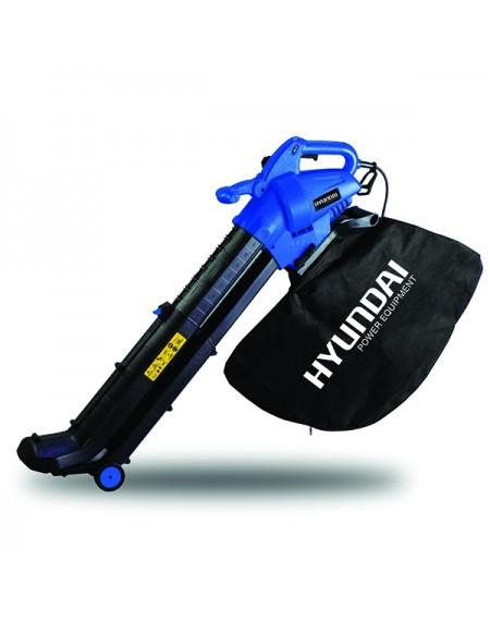 HYUNDAI Aspirateur souffleur broyeur Electriques 3000 W - HAS30TCL