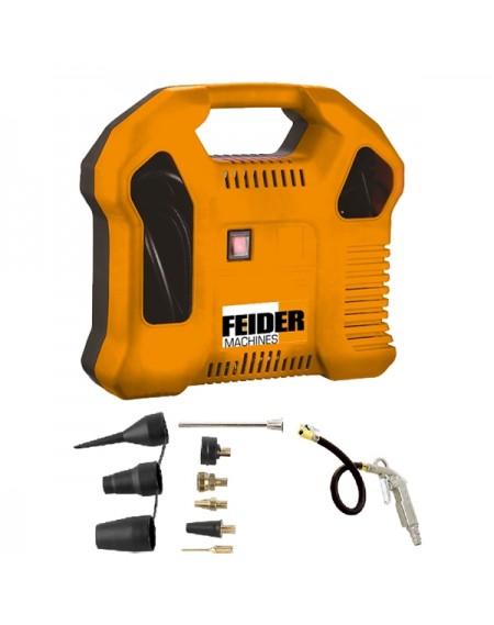 FEIDER Compresseur valise 8 bars FCV8B