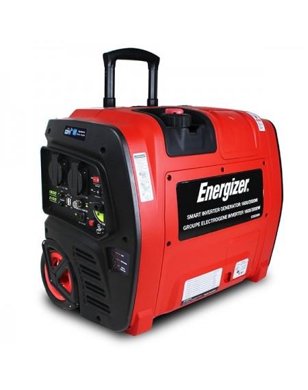 ENERGISER Groupe électrogène Essence inverter 1800 W 2100 W