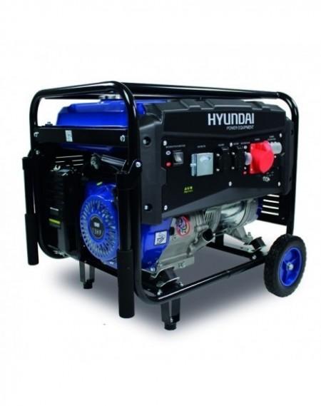 HYUNDAI Groupe électrogène chantier triphasé AVR HG5500