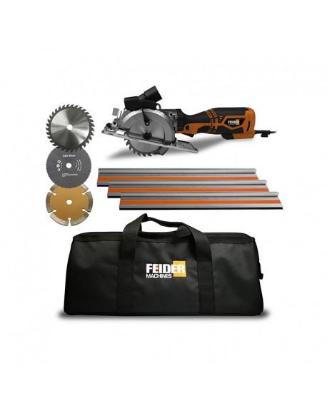 FEIDER Scie Plongeante Multimatériaux 710W 115mm FRX710