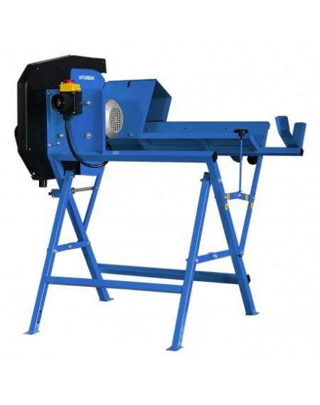 HYUNDAI Scie à bûches électrique 2200W 13.5cm 405mm HSBE402