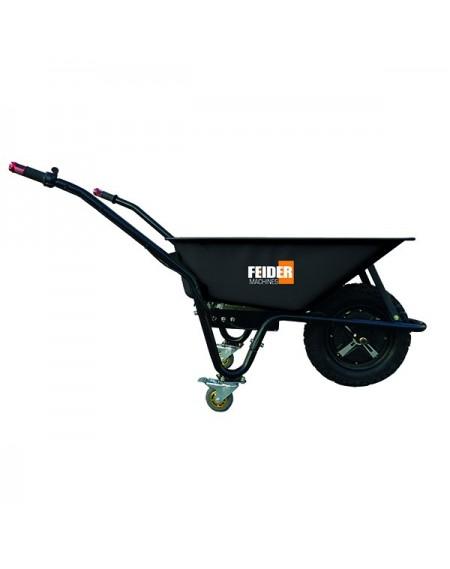 FEIDER Brouette Electrique 24V Charge Max 150Kg FBRE24V